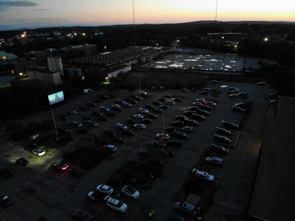 Overview of Drive In