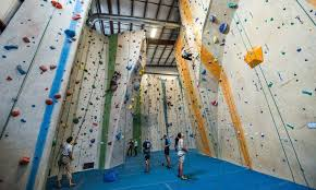February Vacation - Rock Climbing & Lunch