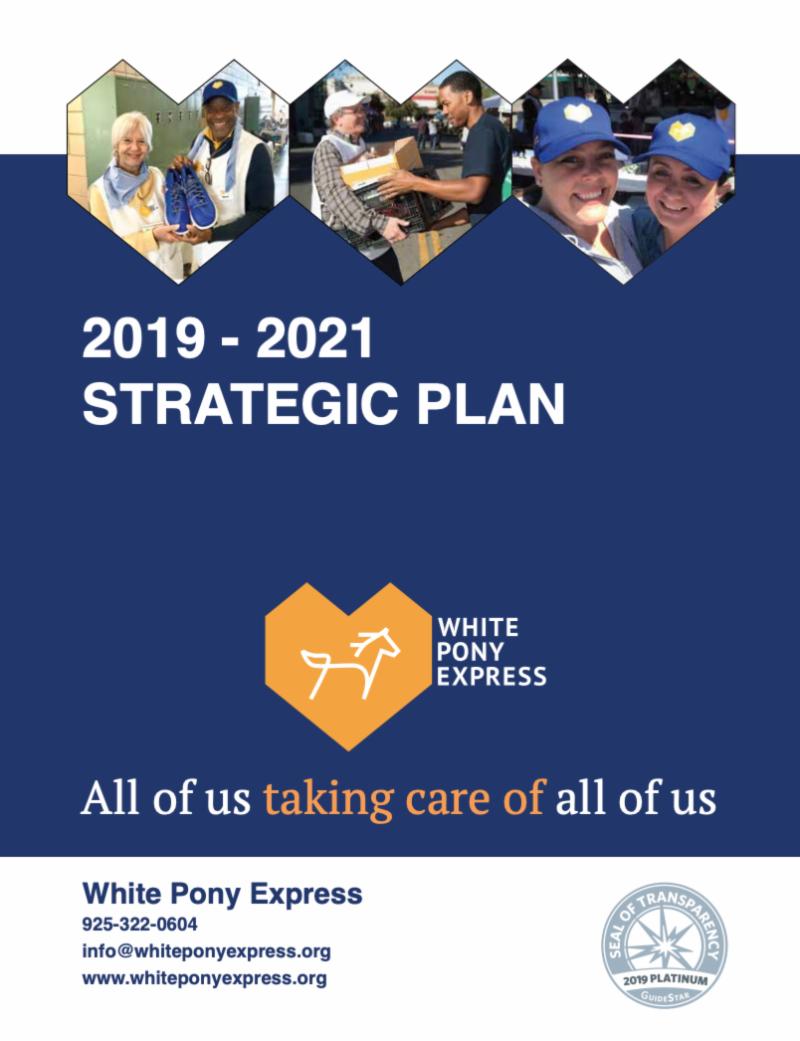 Strategic Plan Cover 2019