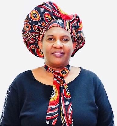 Alice Ruhweza WWF