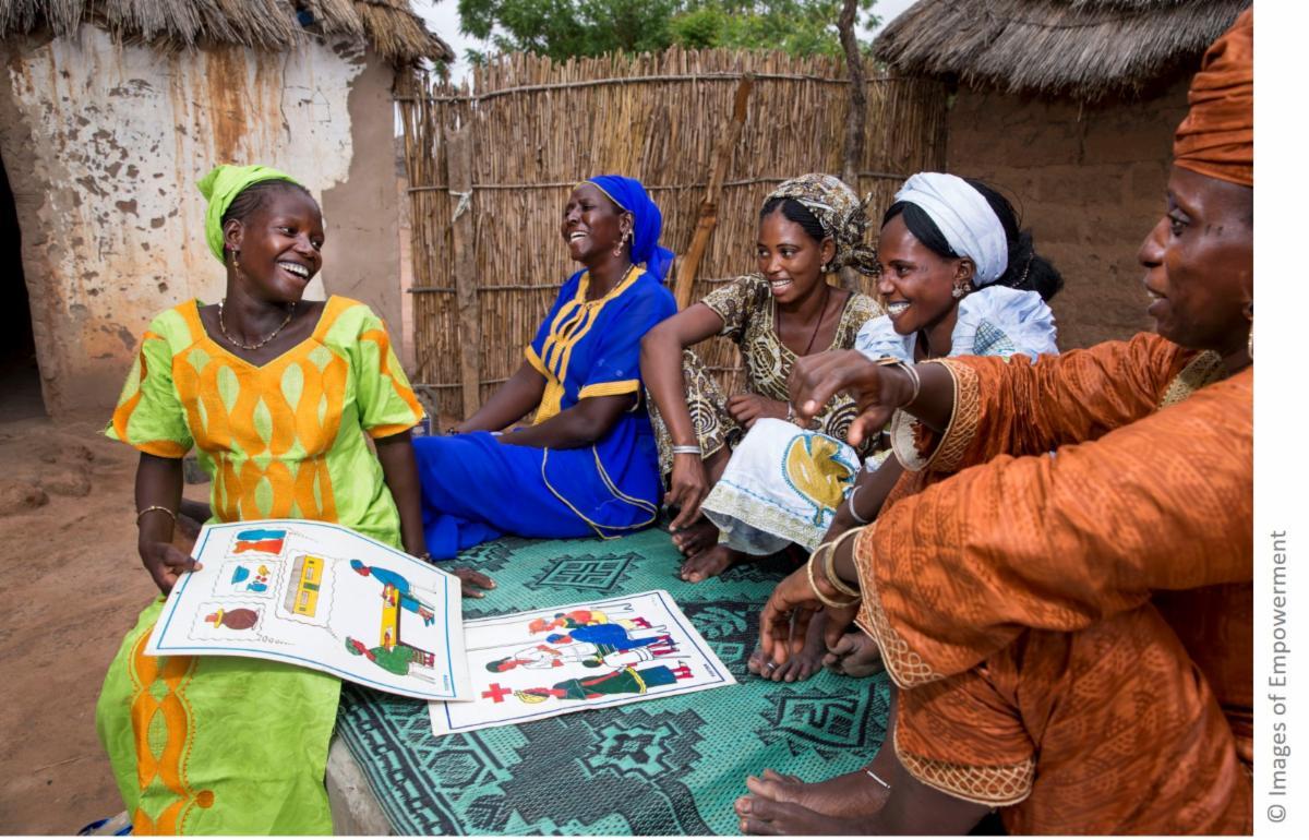 Photo credit Jonathan Torgovnik_Getty Images_Images of Empowerment_Senegal