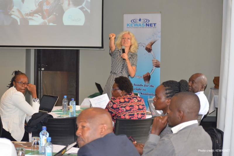 WASHCOP meeting Nairobi May2018 photocredit KEWASNET