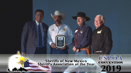 Sheriff_s Association of the Year - New Mexico