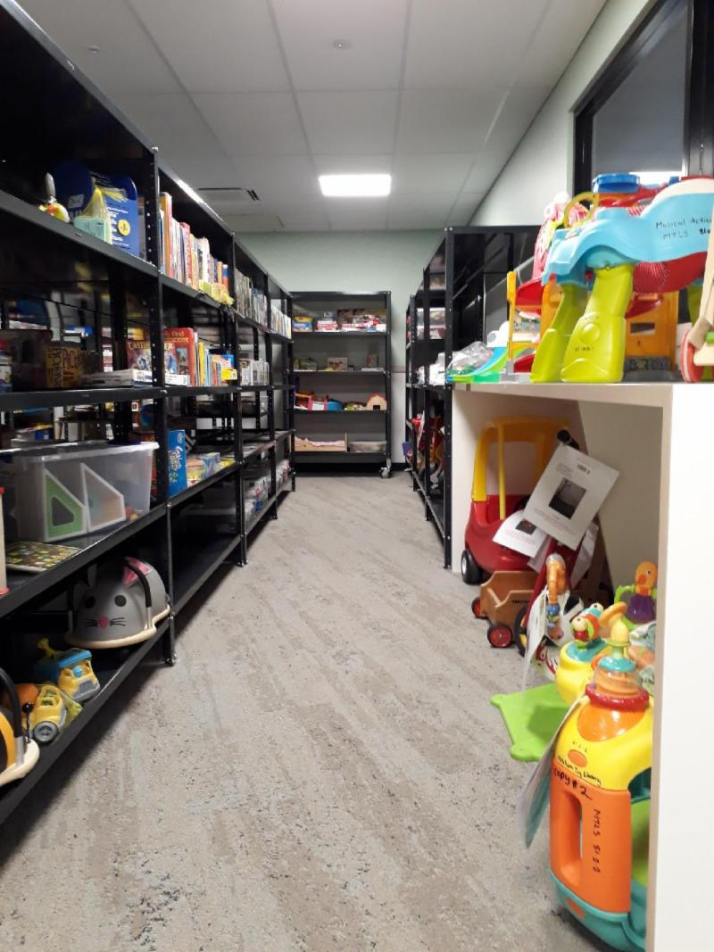 toy library photo