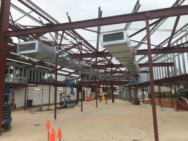 new building photo