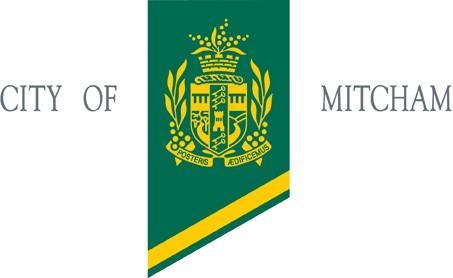 mitcham council logo image