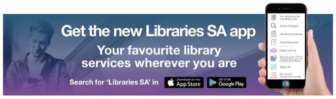 Libraries SA app image