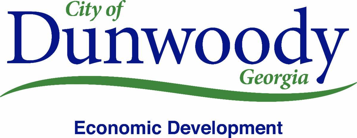 logo for the economic development department