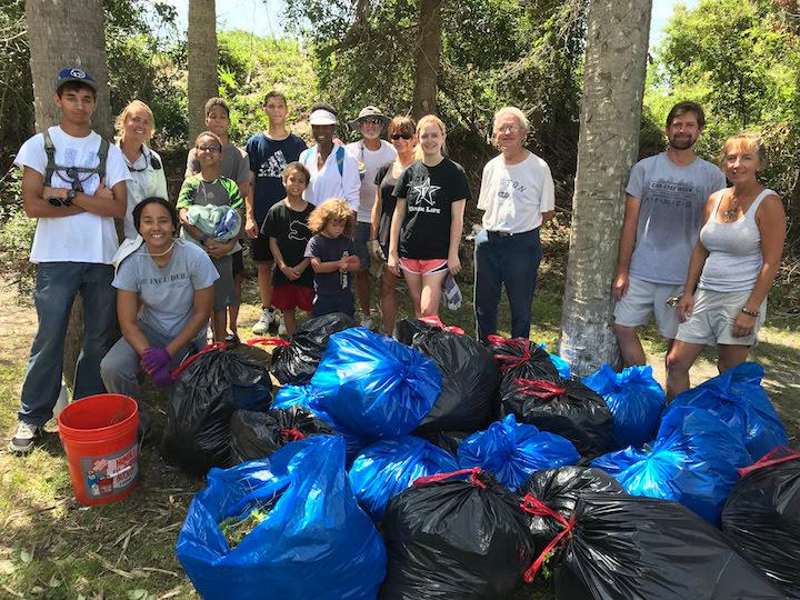 Huguenot JaxParks summer project 2018
