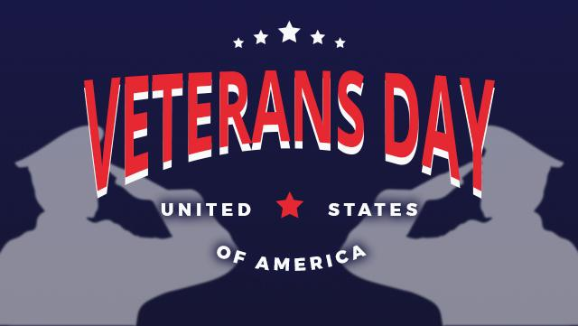 Please note that our banking centers will be closed on Monday_ November 11_ 2019_ in observance of Veterans Day.  To all the selfless_ brave men and women who have served and continue to serve our country. THANK YOU_