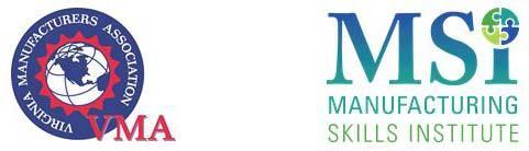Workshop presenters - VMA  / MSI logos