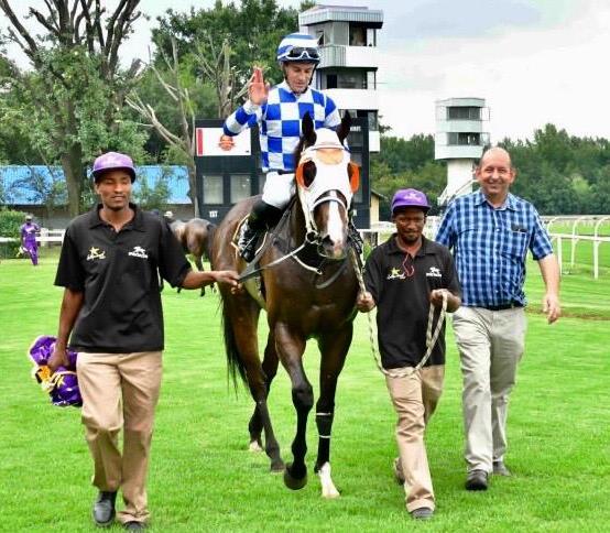 Waimea wins for Spies Racing