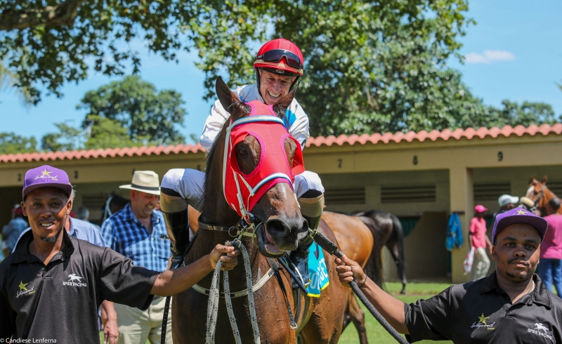 Captains Fort wins for Spies Racing 5 Feb 2020