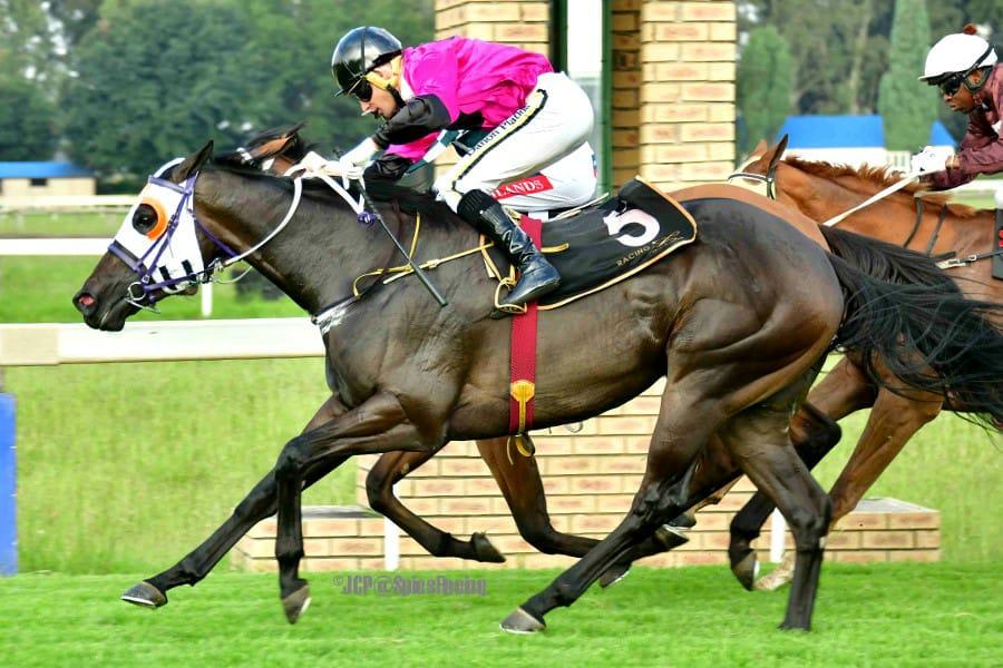 Gallic Princess wins at The Vaal