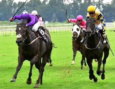 Miss Khalifa - wins for Spies Racing at the Vaal - 7 Jan 2020