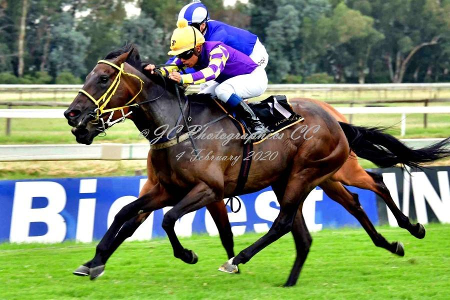 Louvain wins for Spies Racing at the Vaal Classic on 4 Feb 2020