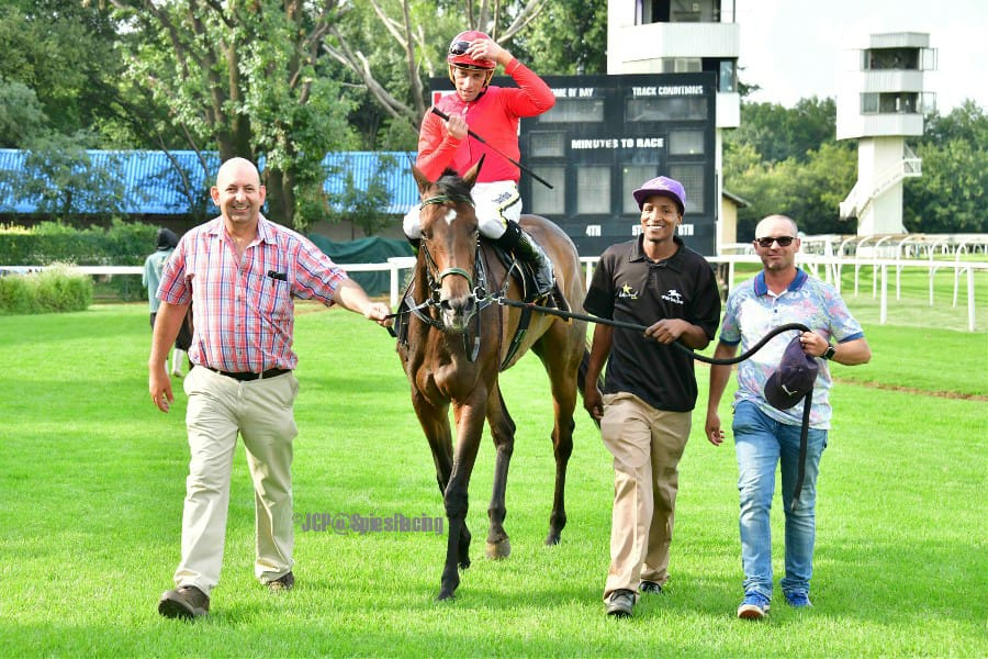 All Of Me wins at the Vaal