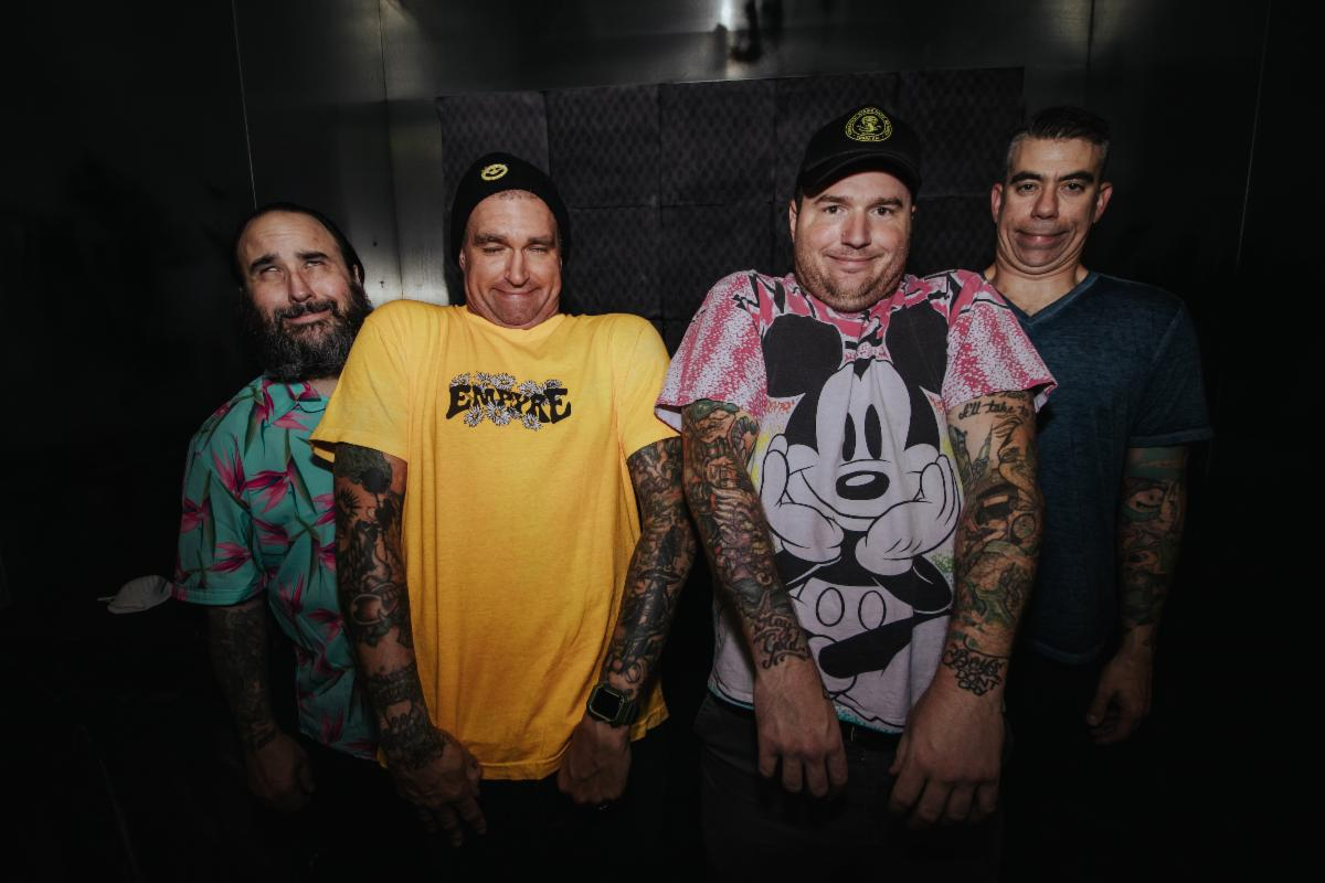 New Found Glory Announce New Record