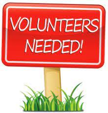 Volunteers  Needed clip art