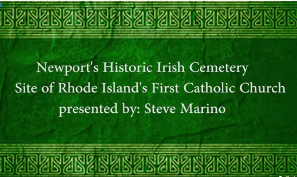 Cemetery Virtual Tour video - screenshot