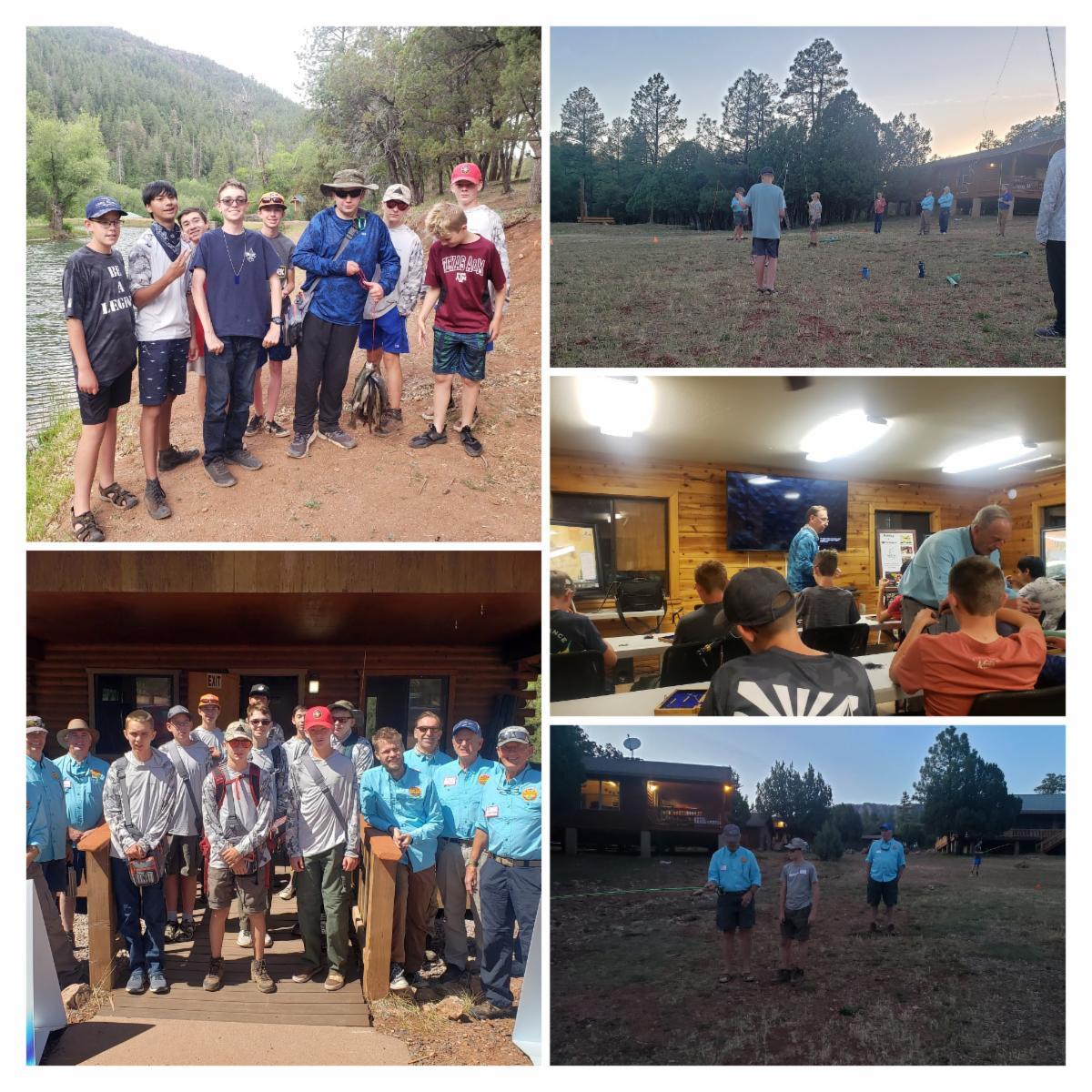 AZ Fish Camp wk1