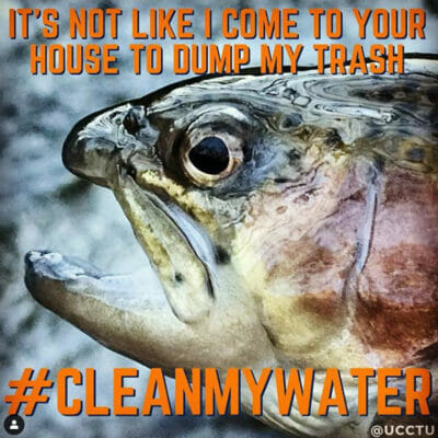 #cleanmywater