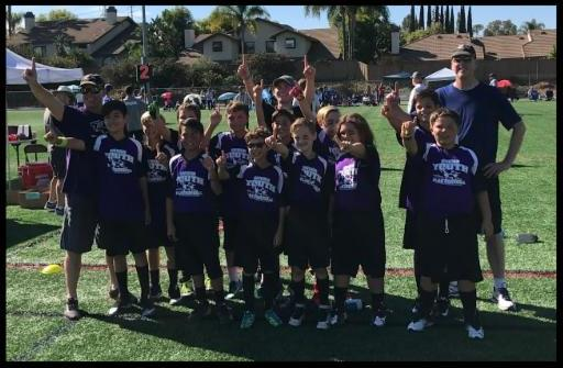 B- Ravens Champions