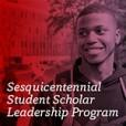 Sesquicentennial Scholar Image