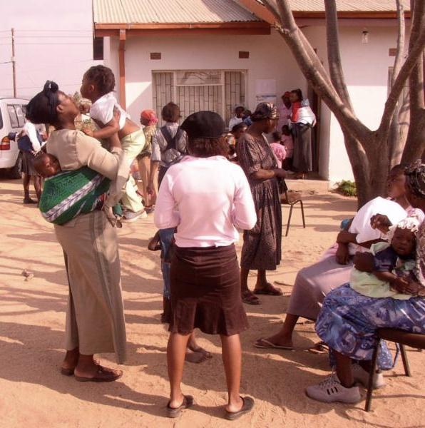 Sub-Saharan Africa Village
