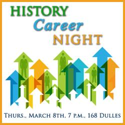 History Career Night Image