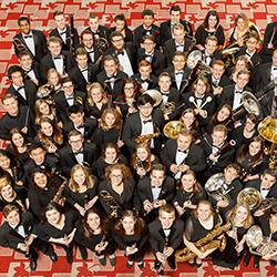 Symphonic Band members