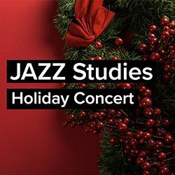 Jazz Concert image with wreath