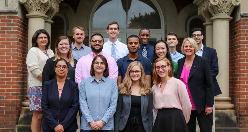 Dean_s Student Advisory Board members