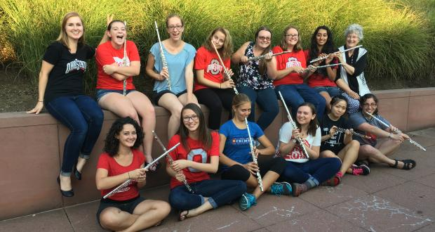 Buckeye Flute Ensemble Members