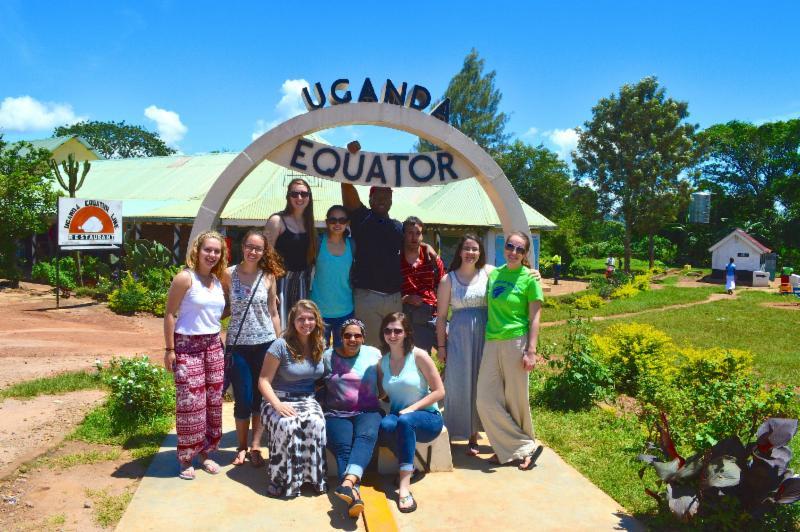 Global May Uganda Students