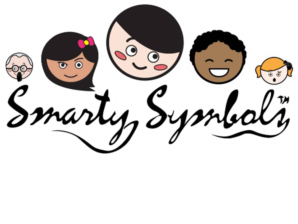 The Smarty Symbols logo and a link to their website