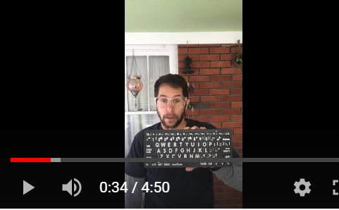 Scout compares several keyboards that are available through ETC