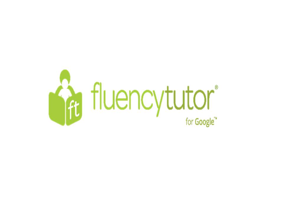 The fluency tutor logo and a link to their website