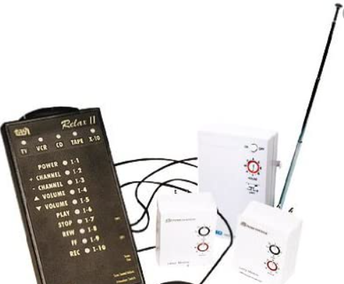 Image of the Relax environmental control system