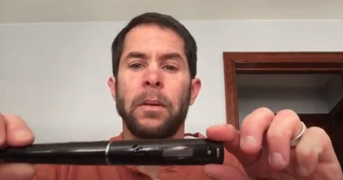 Demonstration of Live Scribe Pen