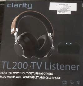 Clarity TV Ears