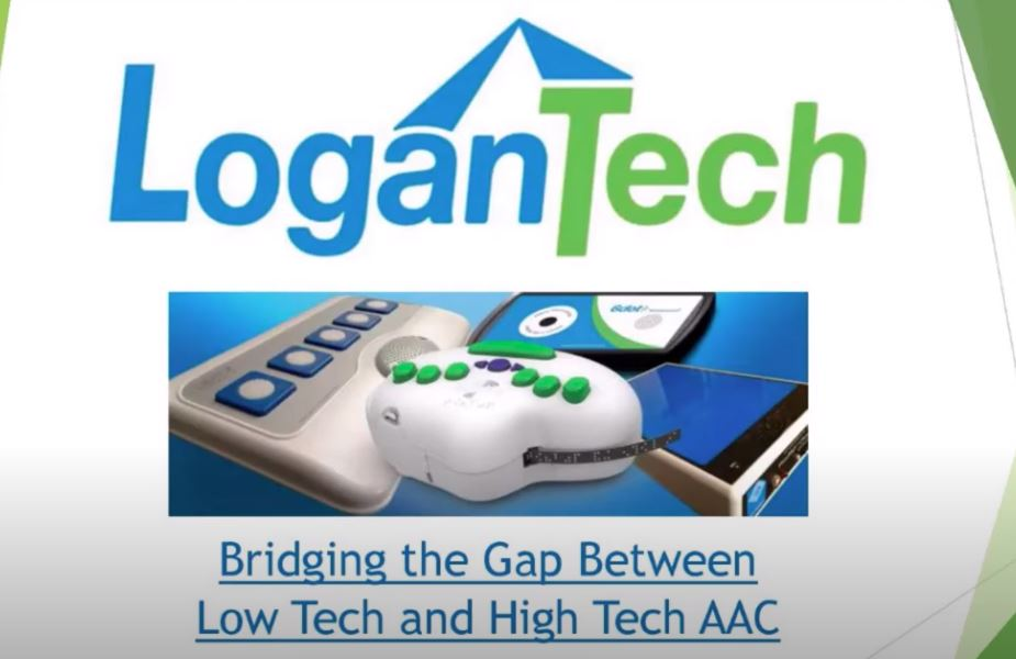 Logan Tech webinar screen shot