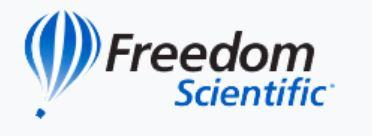 Freedom Scientific Banner