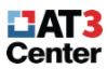 Logo for the AT3 Center