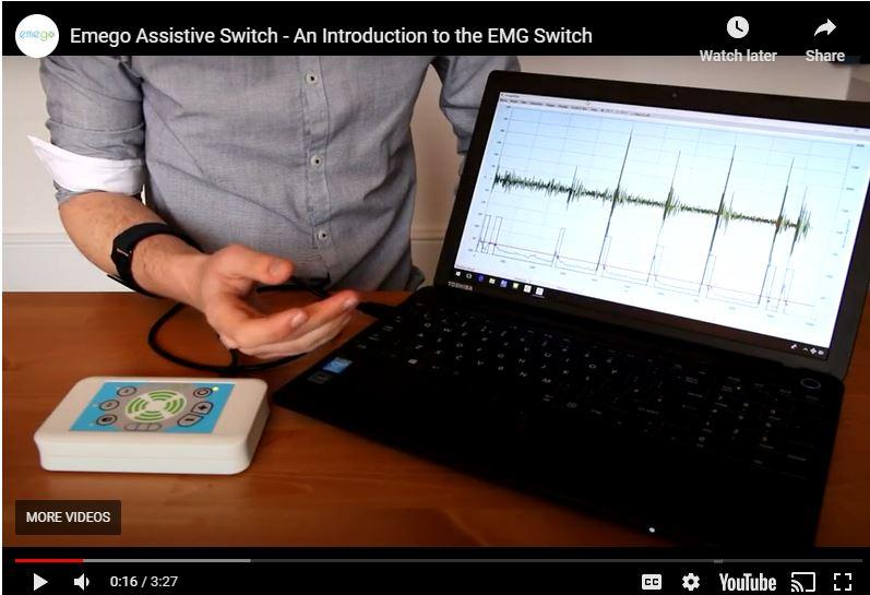 Emego EMG Switch Video