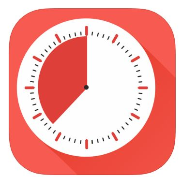 App Atore icon for the Visual Timer app.