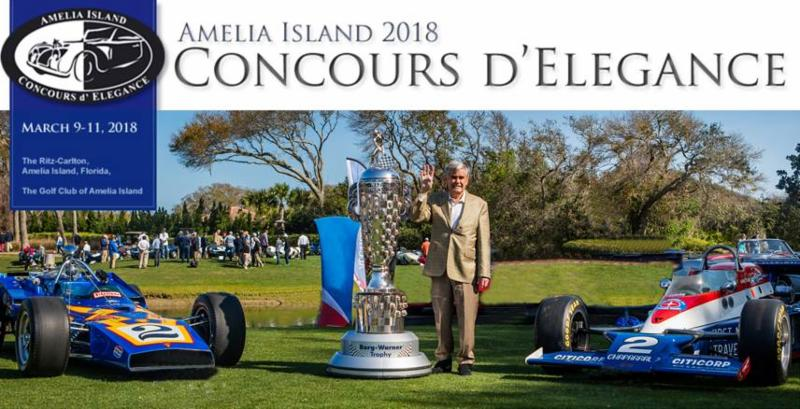 WIN TWO TICKETS TO THE AMELIA ISLAND CONCOURS DELEGANCE - Amelia island car show 2018