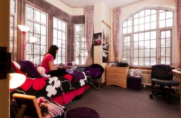 Sinlge residece room