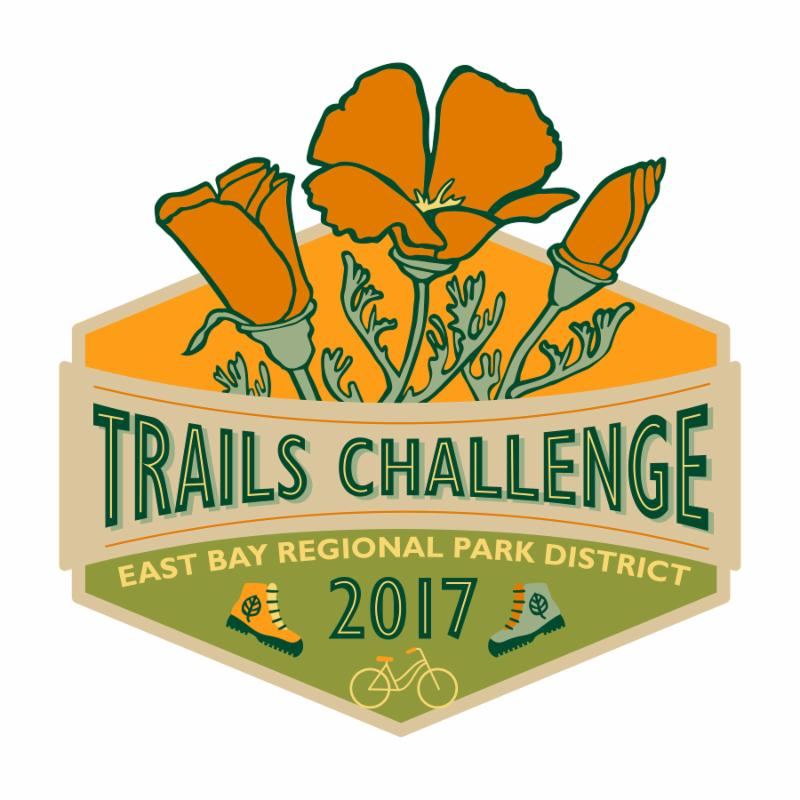 2017 Trails Challenge logo