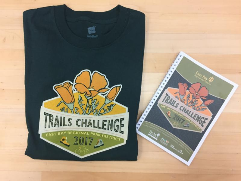 Trails Challenge T-shirt 2017